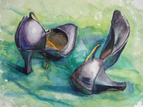 Tango Shoes Green