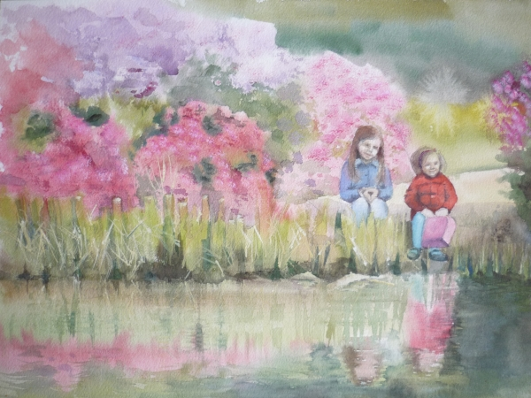 Two-Girls-Isabella-Plantation