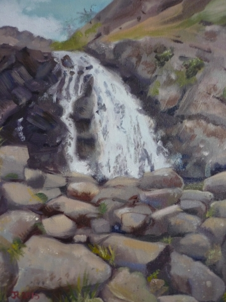 Waterfall1 OIL completed
