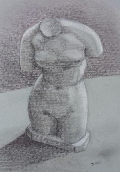 Female Torso (Front)