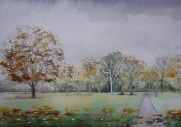 Walpole Park Autumn I