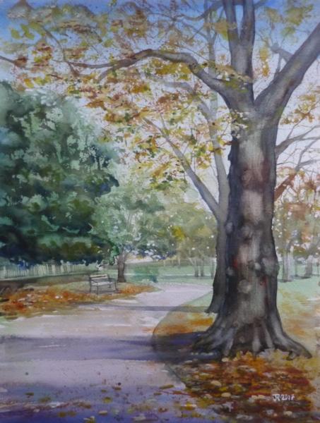 Walpole Park Autumn II copy