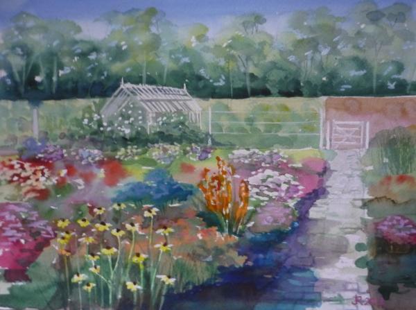 Tudor Walled Garden, Osterley Park